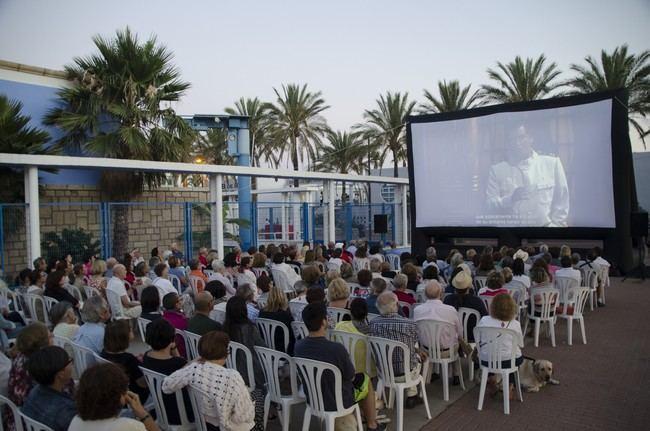 El Parque de las Almadrabillas se convertirá el Teatro Real con la ópera 'Lucia Di Lammermoor