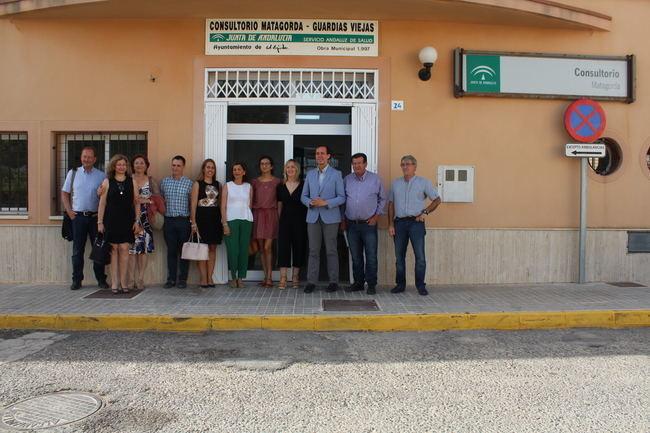 El consultorio de Matagorda-Guardias Viejas suma un médico de familia más