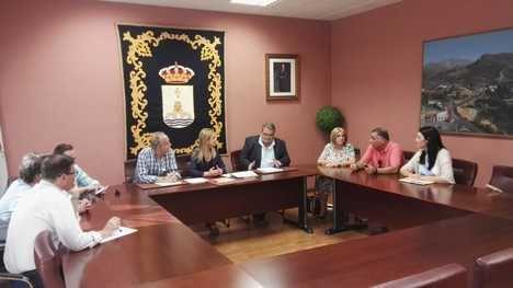 El PSOE de Roquetas recorrerá ciudades andaluzas para conocer cómo han mejorado