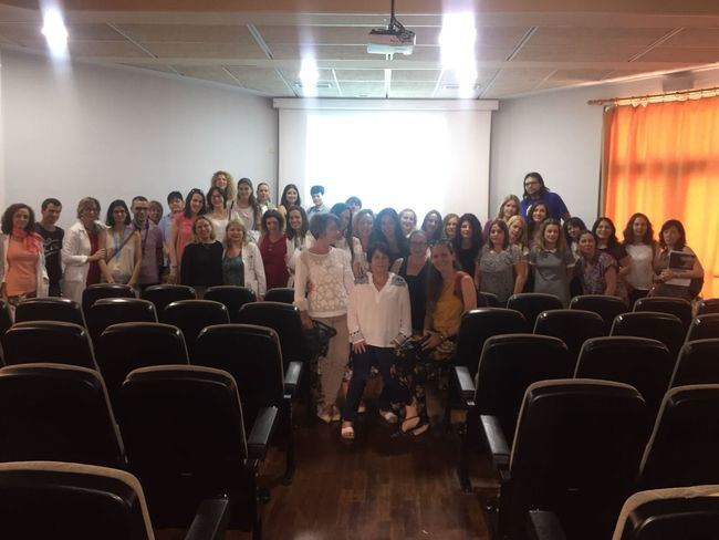 El Hospital de Poniente organiza un curso sobre pérdida y duelo gestacional y neonatal