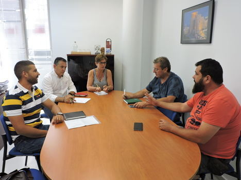 """El PSOE denuncia """"la desastrosa gestión y el engaño a los almerienses"""" del PP en parques y jardines"""