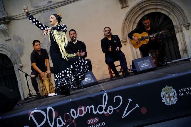 Arcángel abre los grandes recitales del 52º Festival de Flamenco y Danza de Almería