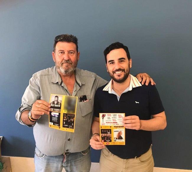 El Área de Cultura repartirá 10.000 folletos mensuales a domicilio gracias a Pizza López