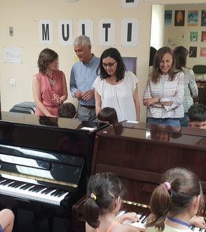 La Junta de Andalucía subvenciona a cuatro escuelas municipales de música de Almería