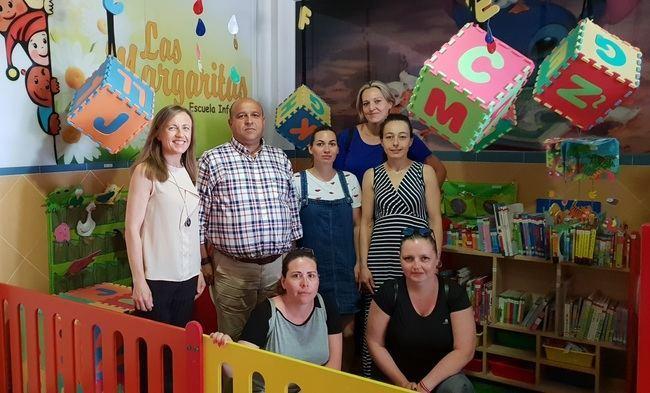 La Junta de Andalucía oferta 1.331 plazas del primer ciclo de Educación Infantil en El Ejido