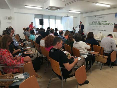 Andalucía Emprende contribuye a crear 769 empleos en Almería en seis meses