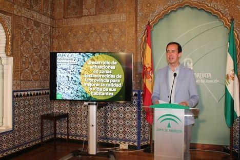 Media docena de ayuntamientos y la Diputación recibirán 13 millones de la Junta para zonas desfavorecidas