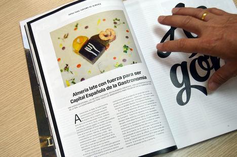 La revista 'Tapas' elogia la candidatura de Almería 2019