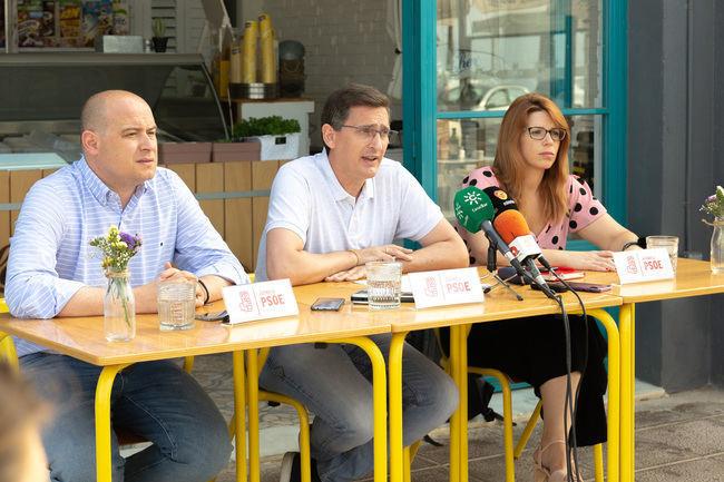 Almería es la provincia andaluza que más inversión en obra pública está recibiendo por parte de la Junta
