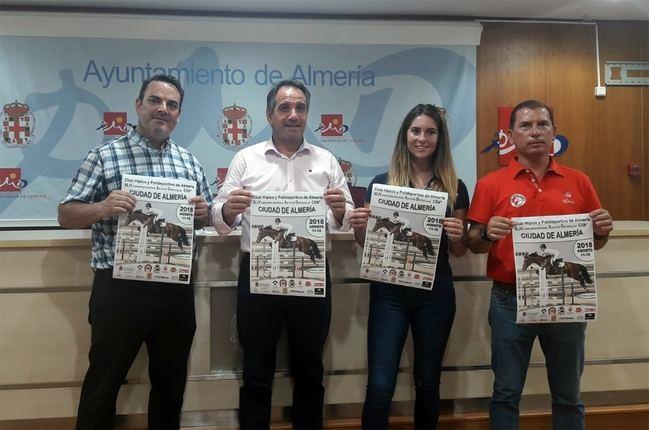 La pasión por los caballos trae la 44º edición del 'Concurso Nacional de Saltos' a Almería