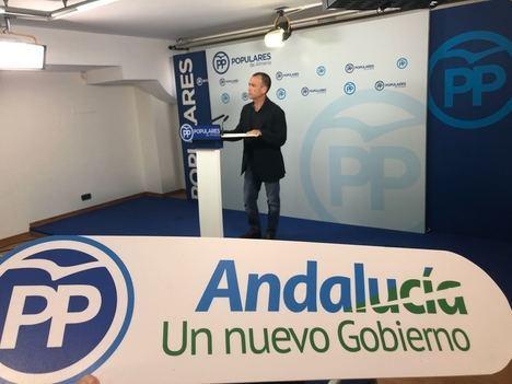Díaz sólo ha ejecutado un 6,3% del presupuesto de obras del canon del agua pese a la multa de la UE
