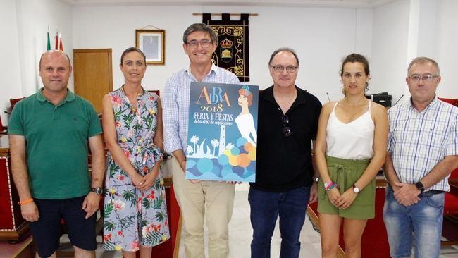 La Feria de Adra 2018 ya tiene cartel anunciador