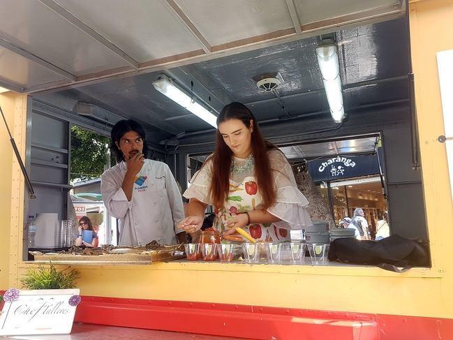 Los participantes del XXIV Concurso de Gastronomía almeriense afilan sus armas de cara a la semifinal