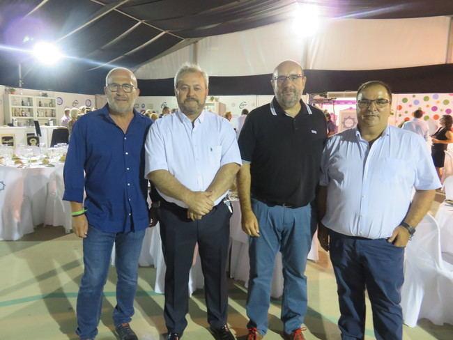 CSIF congrega a más de 200 afiliados en su tradicional cena de gala de la Feria