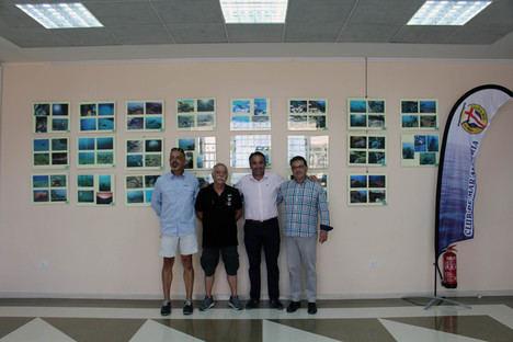 Una exposición fotográfica acerca la belleza de los fondos marinos de Almería