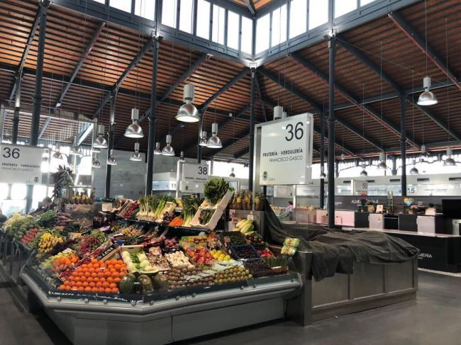 El Ayuntamiento encarga un estudio para garantizar su viabilidad del Mercado Central