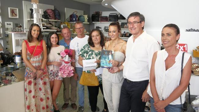 Dana Shoes gana el Concurso de Escaparates de Feria