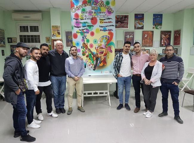 Abierto el concurso del cartel anunciador de las fiestas de Carnaval 2019