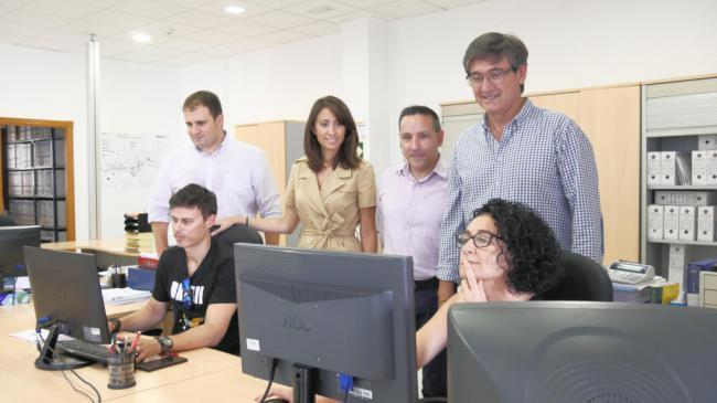 Adra destina 400.000 euros a modernizar la administración electrónica