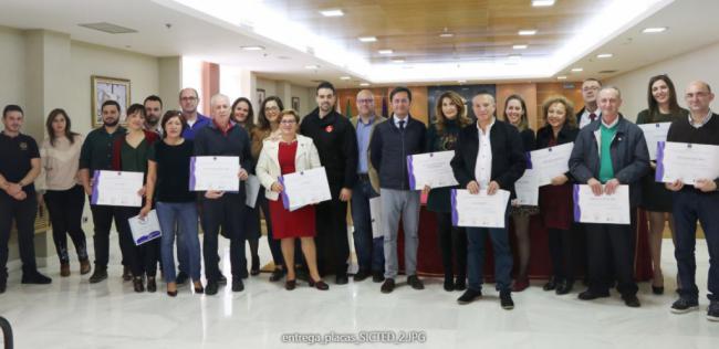 El Ejido es el segundo destino de Andalucía con más empresas SICTED