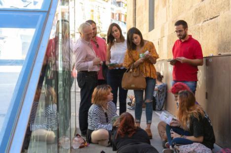 2.300 estudiantes se beneficiarán de la bonificación de la Junta para enseñanzas artísticas según el PSOE