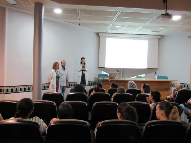 Cerca de una treintena alumnos harán prácticas de Formación Profesional en el Hospital de Poniente