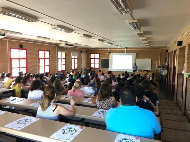 CSIF asesora a unos 400 docentes en prácticas de Almería