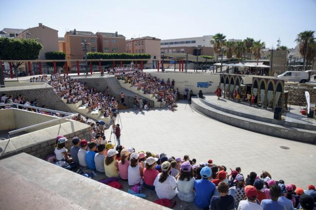 Almería 2019 acercará los hábitos saludables a los escolares