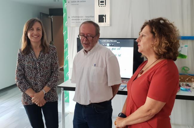 Presentación del audiovisual 'Un Sueño Verde. Almería sostenible'