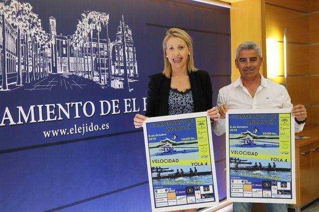 El Lago Victoria concentrará a 350 deportistas para el Campeonato de Andalucía de Yola 4 y Velocidad