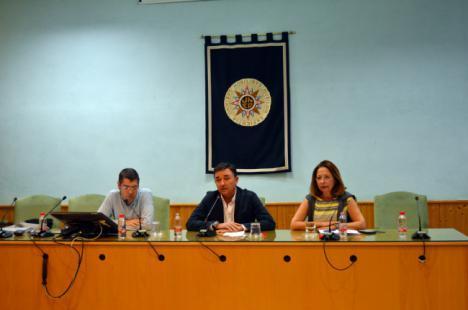 La UNED Almería ofreció la jornada de bienvenida a nuevos estudiantes