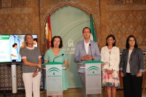 El SAS contratará a 126 nuevos profesionales para Atención Primaria en Almería