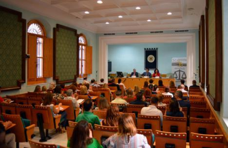 La UNED Almería recibe las I Jornadas Laborales de Graduados Sociales