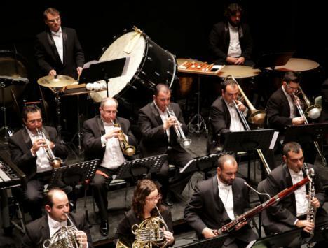 La Banda Municipal regresa al Teatro Apolo, este domingo, con entrada libre
