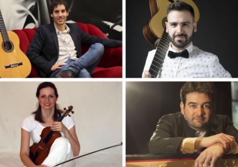 La OCAL promociona a jóvenes solistas en un concierto único