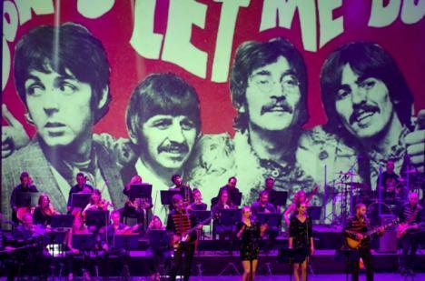 Almería rinde un nuevo homenaje a los Beatles, con orquesta sinfónica y grupo de rock