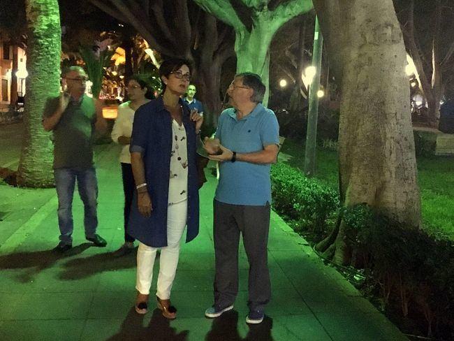 El PSOE pide una actuación integral en el Parque Nicolás Salmerón