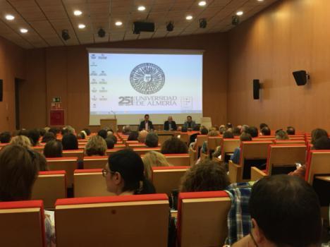 Profesionales sanitarios y estudiantes se dan cita en la UAL en las II Jornadas de Tutelaje Clínico