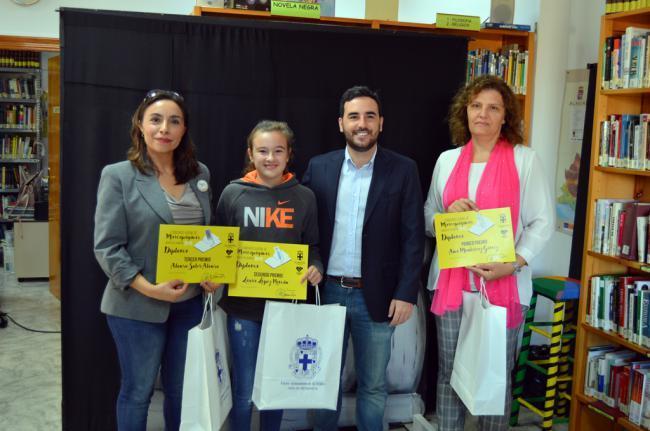 Más de mil escolares conmemoran el Día de la Biblioteca
