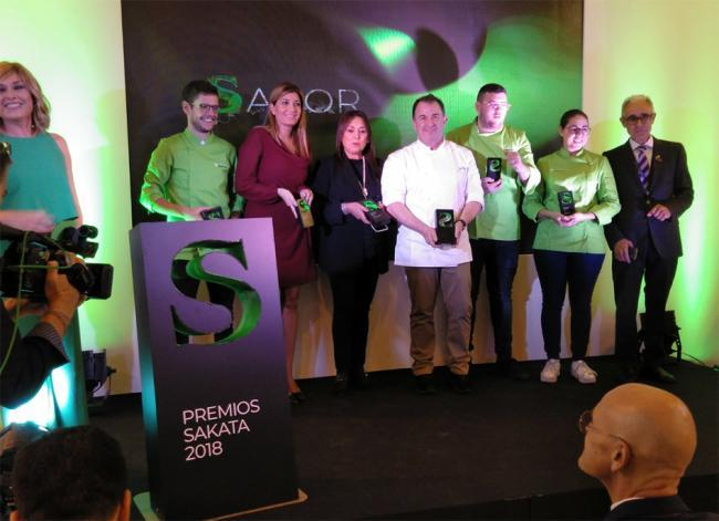 "'Almería 2019', premio Sakata ""por su campaña para ser capital gastronómica"""
