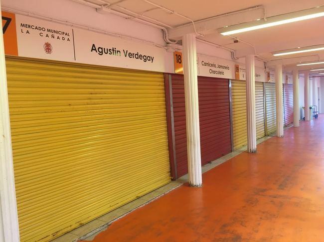 El PSOE cree que el alcalde podría estar propiciando el cierre del mercado de La Cañada
