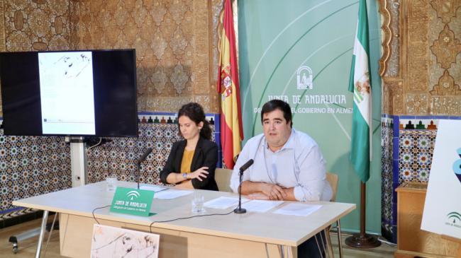 El IAJ acoge la exposición 'El Blanco, El Viento y El Vacío'