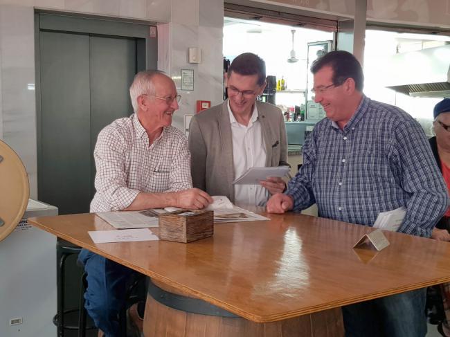 El PSOE destaca que el Ejido es un municipio 'solvente y que genera confianza'