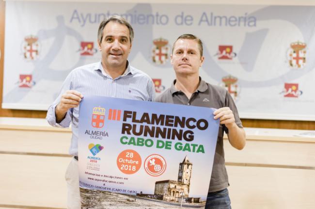 La III Flamenco Running llega a Cabo de Gata con inscripciones agotadas
