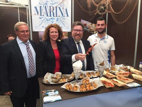 En Garrucha se pesca el 43% de la gamba roja de Andalucía