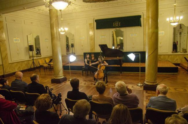 Cinco grandes intérpretes y un programa de altura en el concierto de cámara de la OCAL