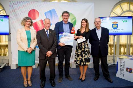 La Diputación reconoce el fomento del deporte del Ayuntamiento de Adra