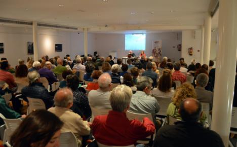 Una conferencia destaca la pervivencia de la cultura morisca