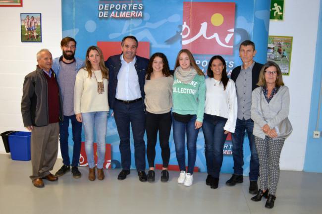 La almeriense Ángela López Vara es campeona de España Juvenil de Gimnasia Artística