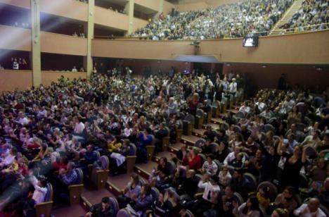 Más de 2.500 personas disfrutan de 'Forever King of Pop'